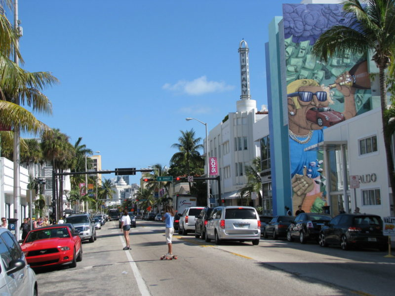 Florida Itinerario on the road