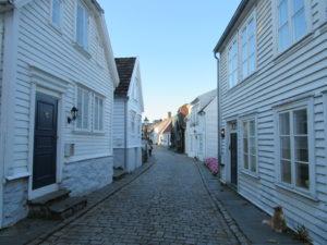 Gamle Stavanger, la Città Vecchia