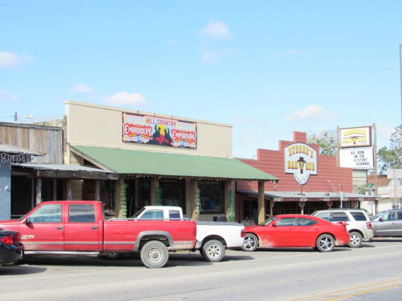 Texas - Cosa vedere - Itinerari