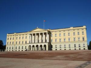 Oslo, Palazzo Reale