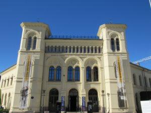 Oslo, Centro Nobel per la Pace