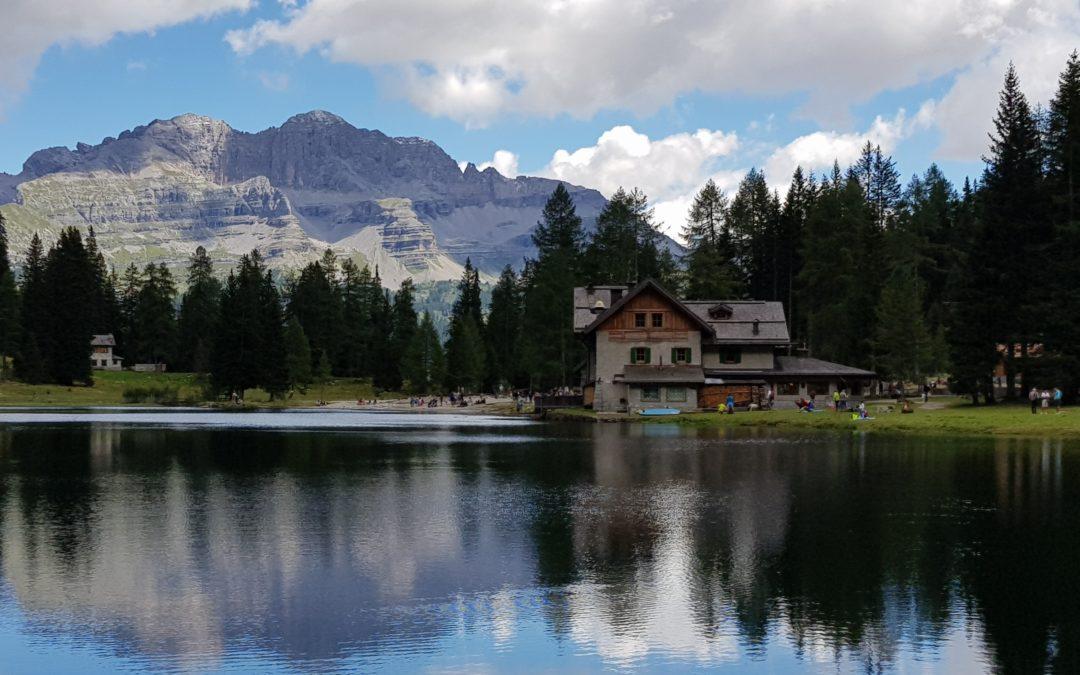 Metti un giorno al Lago Nambino – Parco Naturale Adamello-Brenta