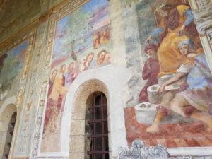 Napoli, Chiostro di Santa Chiara