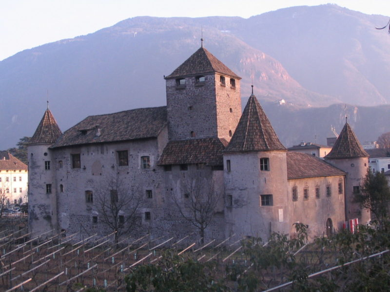 Trentino-Alto Adige - Cosa vedere - Itinerari