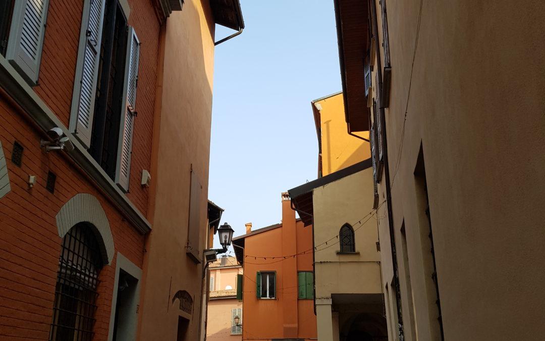 Bologna, il Ghetto Ebraico