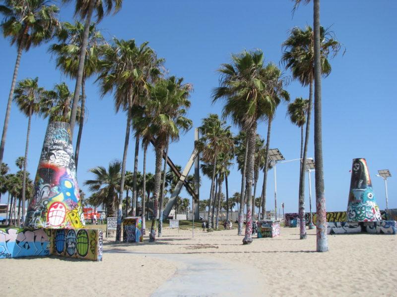 California - Cosa vedere - Itinerari