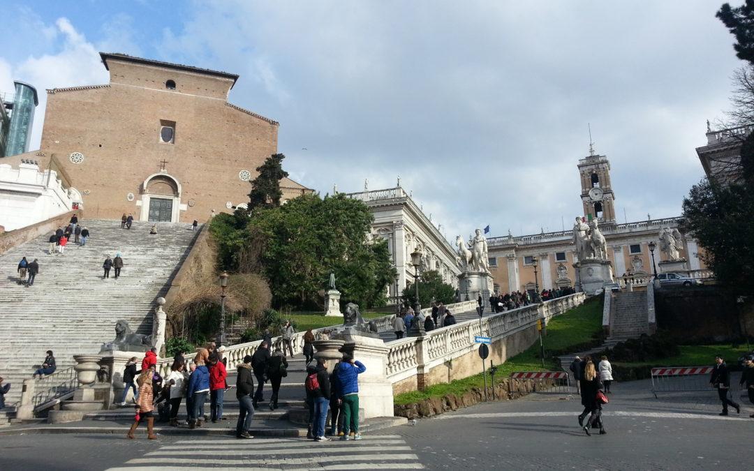 Roma – Santa Maria in Aracoeli