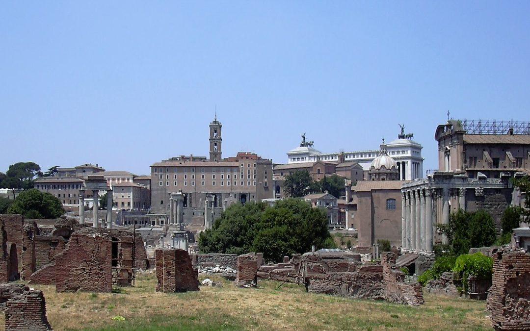 Roma, il mio itinerario – 1° giorno