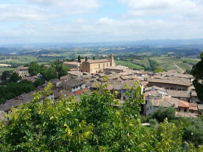 Toscana - Cosa vedere - Itinerari