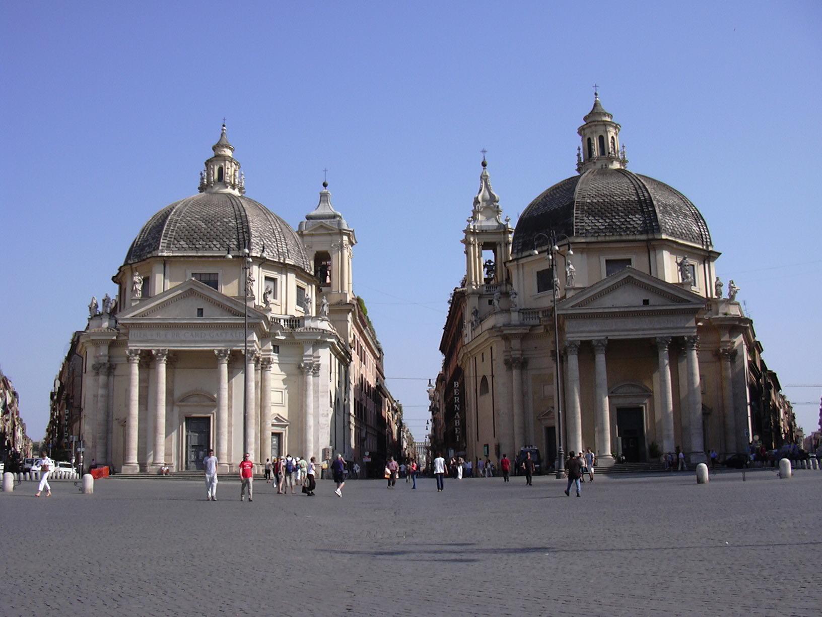 Roma - Cosa vedere - Itinerari