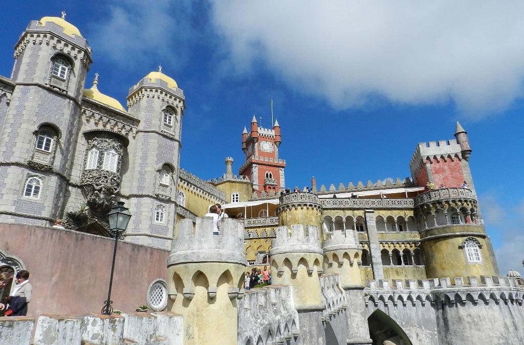 Sintra, Palazzo Pena - Palacio da Pena - Come raggiungerlo