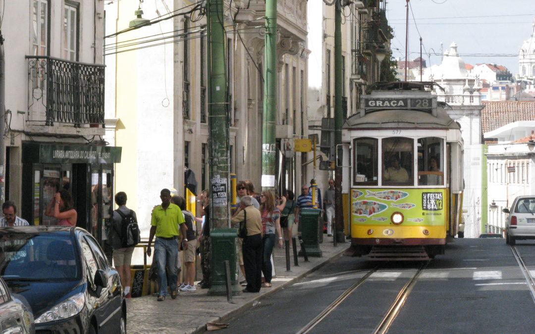 Lisbona – Tram 28