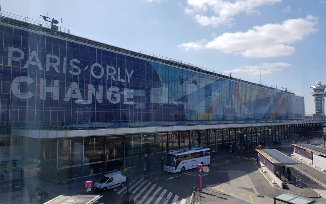 Da aeroporto Charles De Gaulle a Orly