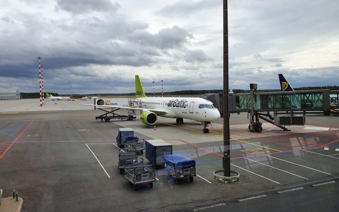 Riga – Da aeroporto al centro