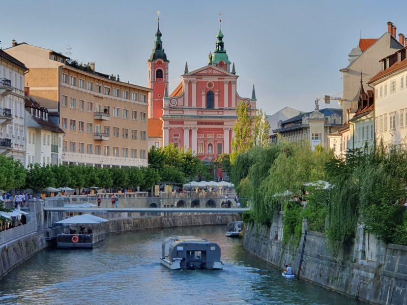 Slovenia - Cosa vedere - Itinerari