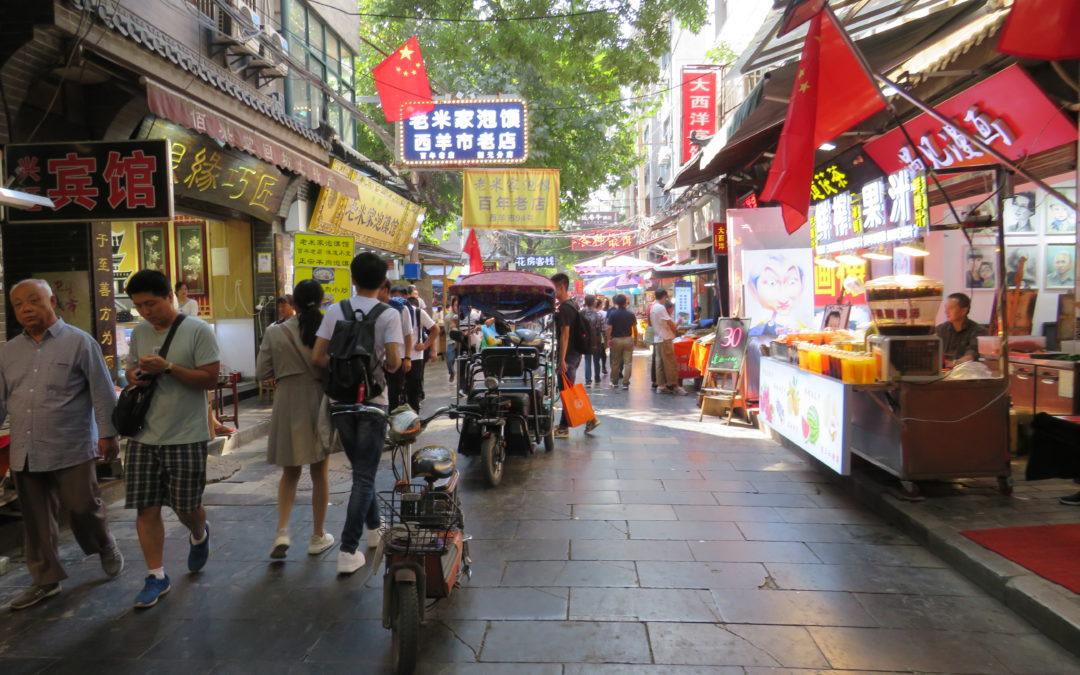 Xi'an – Cosa vedere, itinerario