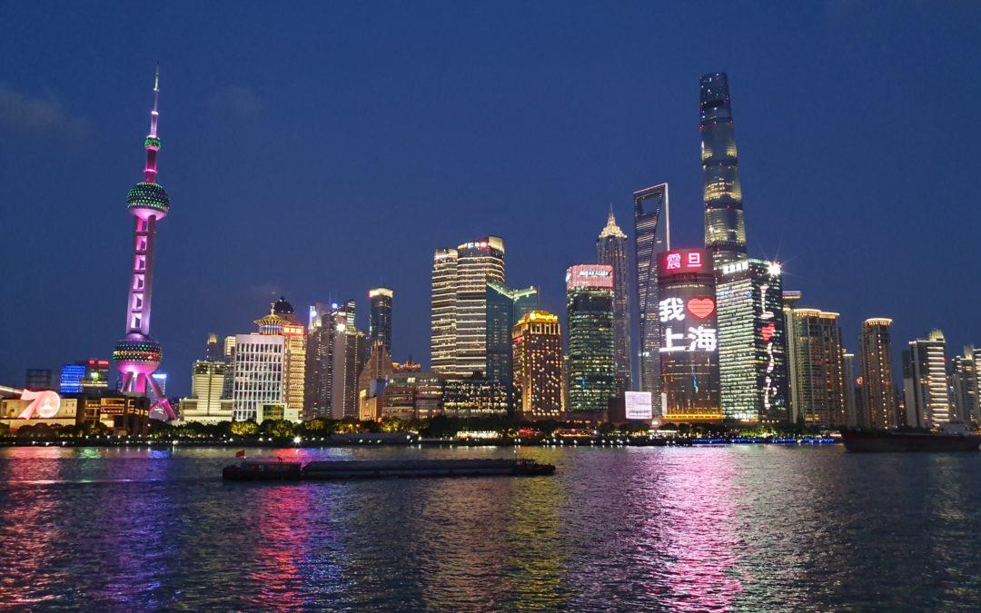 Shanghai cosa vedere in tre giorni