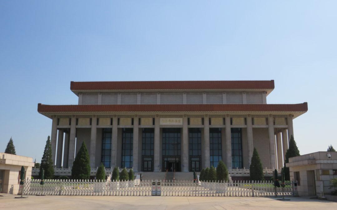 Mausoleo di Mao Zedong