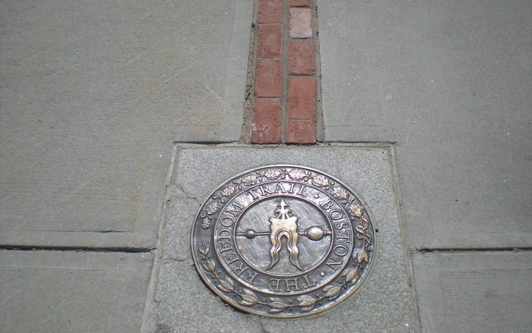 Boston – Freedom Trail