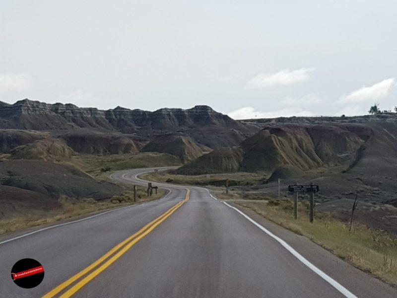 The Real America Itinerario