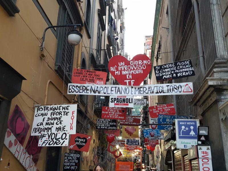 Napoli – Cosa vedere - Itinerari