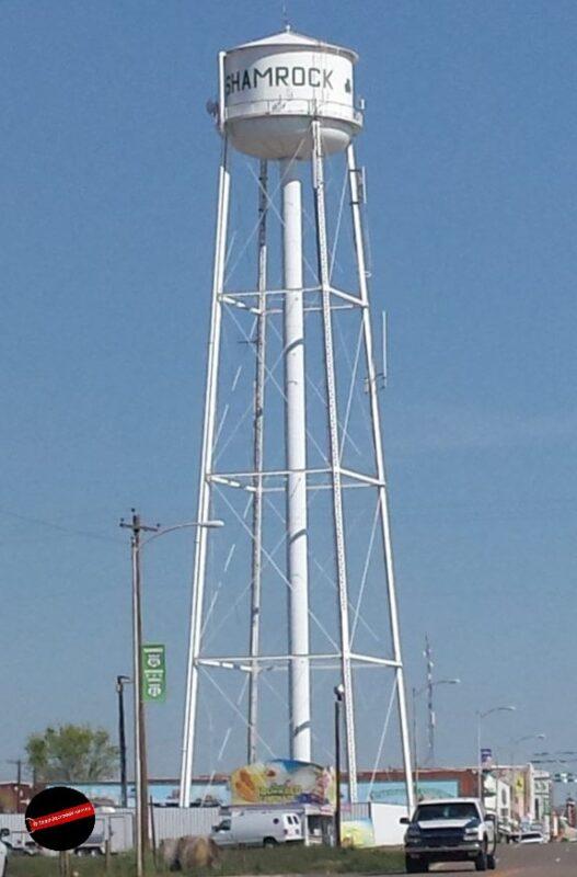 Texas - Route 66 - Da Shamrock a Adrian