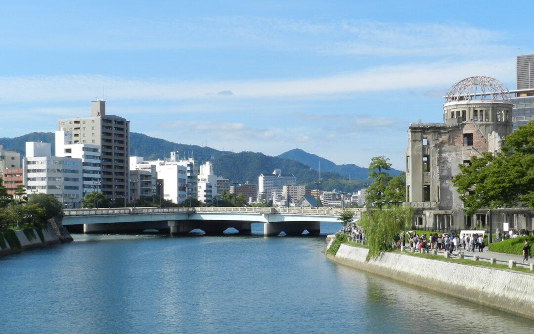 Hiroshima – Atomic Bomb Dome e Peace Memorial Park