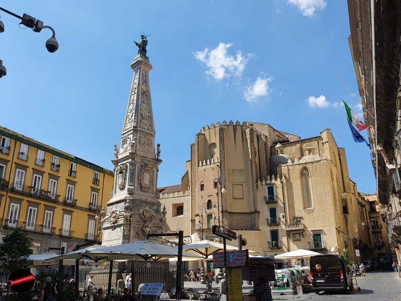 Napoli in un giorno - Cosa vedere itinerario