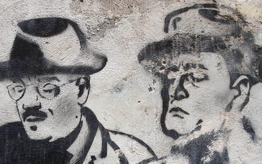 I murales di Napoli